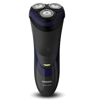 Philips Shaver S312006  Mens Dry Electric Shaver