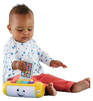 Fisher Price Laugh and Learn Light Up Learning Speaker