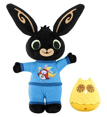 Fisher Price BING! Bed Time Bing And Owly