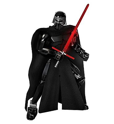 Image of LEGO Star Wars - Constraction Star Wars; Kylo Ren