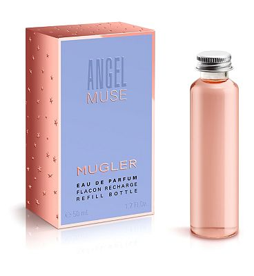 Mugler Angel Muse 50ml Eau de Parfum eco refill bottle