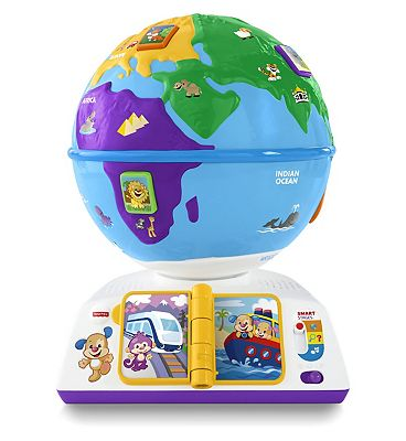Fisher Price Laugh and Learn Greetings Globe