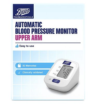 Boots Pharmaceuticals Blood Pressure Monitor - Upper Arm Unit.
