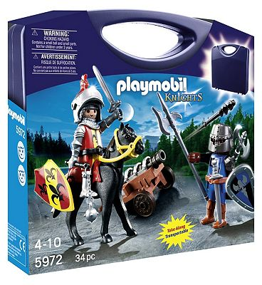Playmobil Knights Carry Case 5972
