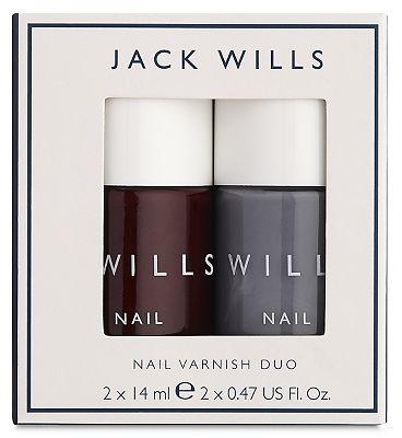 Jack Wills Nail Varnish Duo.