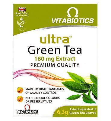 ultra Green Tea - 30 tablets
