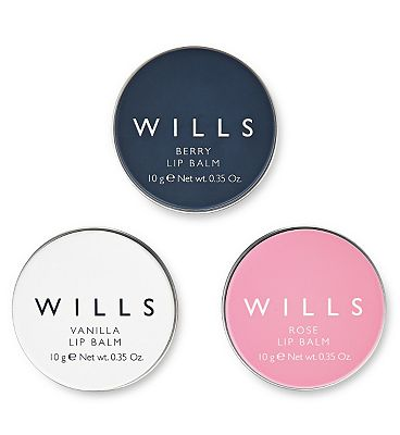 Image of Jack Wills Lip Balm Trio