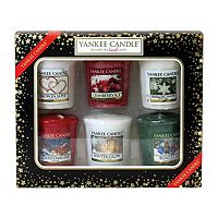 buy yankee candle christmas 6 votive candle gift set boots. Black Bedroom Furniture Sets. Home Design Ideas