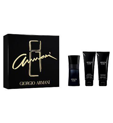 Giorgio Armani Code Homme Eau de Toilette 50ml gift set