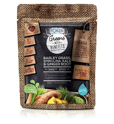 Greens With Benefits Immunity Support - 140g