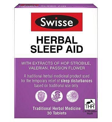 Swisse Herbal Sleep Aid  30 tablets
