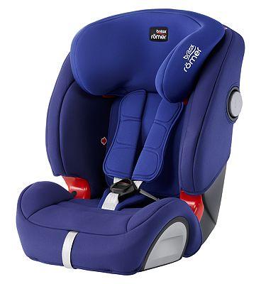 Britax Romer Evolva 123 SL SICT Car Seat - Ocean Blue