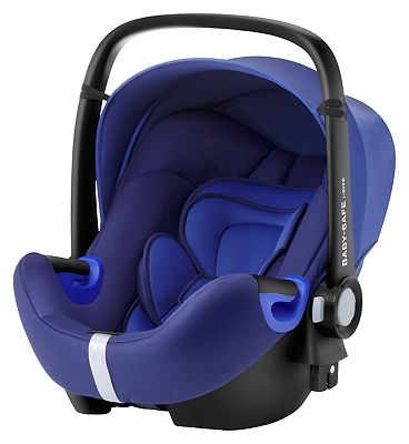 Britax Romer Baby-Safe i-Size Group 0 Car Seat - Ocean Blue