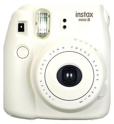 Image of Instax Mini 8 White Plus10 Shots