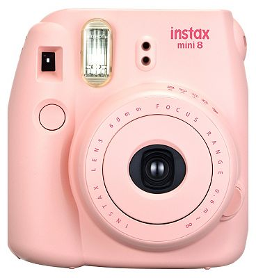 Image of Instax Mini 8 Pink Plus10 Shots