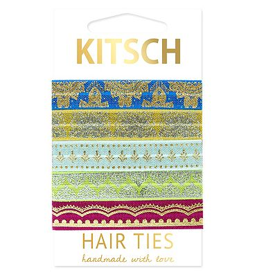 Kitsch Hair Ties Henna at Boots the Chemist