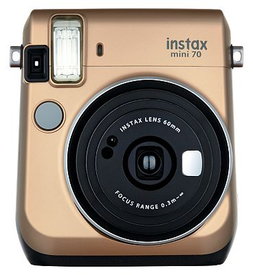 Image of Instax Mini 70 Gold Plus10 Shots