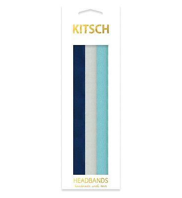 Kitsch Headbands Blue Bird
