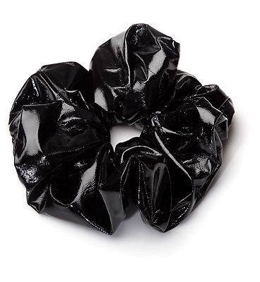 Elegant Touch  House of Holland Hair PVC Scrunchie Large