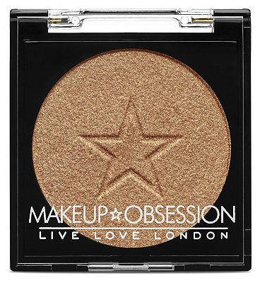 Makeup Obsession Highlighter H106 Gold.