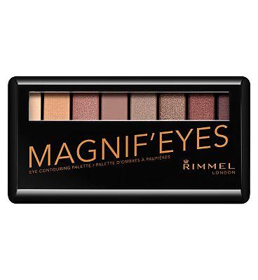 Rimmel Magnifeyes Eyeshadow Palette London Nudes Calling
