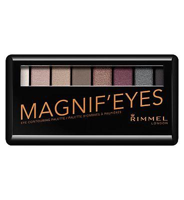 Rimmel Magnifeyes Eyeshadow Palette Grunge Glamour