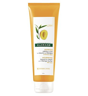 Klorane LeaveIn Cream with Mango Butter 125ml