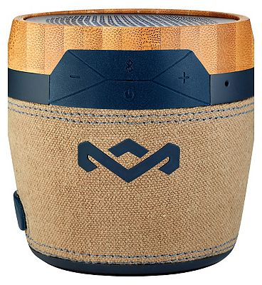 Image of Marley Chant Mini Navy Bluetooth Speaker
