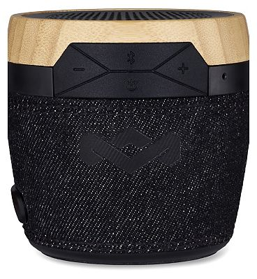 Image of Marley Chant Mini Signature Black Bluetooth Speaker