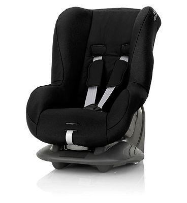 Britax Romer ECLIPSE Group 1 Car Seat - Cosmos Black