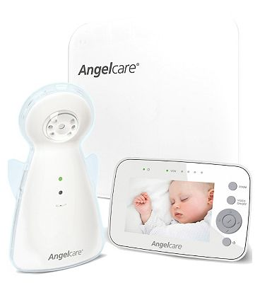 Angelcare AC1300 3.5 Digital Video, Movement & Sound baby monitor