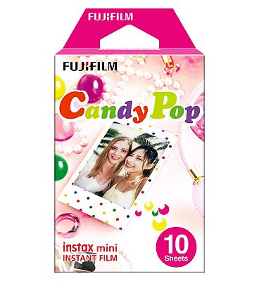 Image of Instax Mini Candy Pop Film - 10 sheets