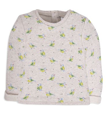 Mini club bird sweat top.