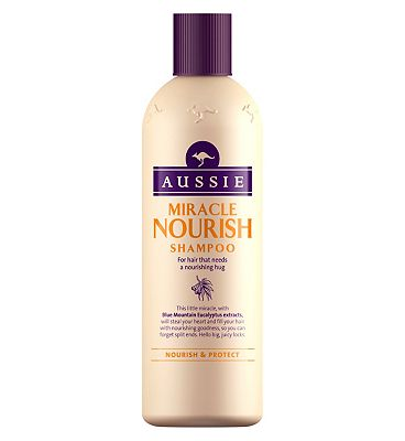 Aussie Miracle Nourish Shampoo For Long Hair 300ml