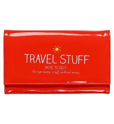 Happy Jackson Travel Document Holder
