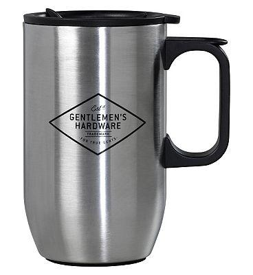 Wild & Wolf Gentlemens Hardware Travel Mug