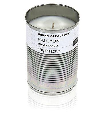 Urban Olfactory Halcyon Luxury Candle
