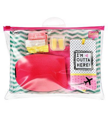 Beauty Junky Inflight Essential Kit