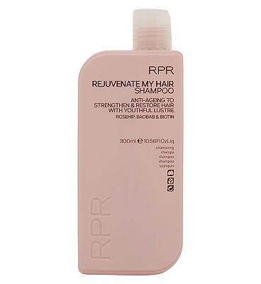 RPR Rejuvenate My Hair Shampoo.
