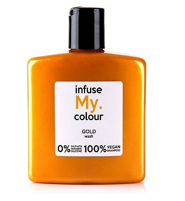 Infuse My. Colour Wash Gold.