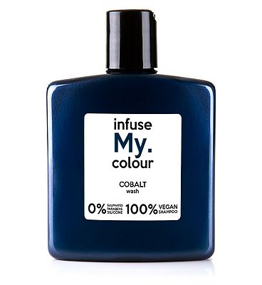 Infuse My.Colour Wash Cobalt.