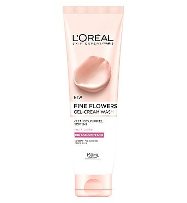 L'Oreal Paris Fine Flowers Cleansing Wash 150ml.