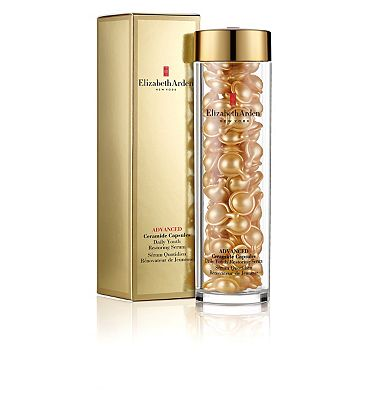 Elizabeth Arden Advanced Ceramide Capsules Daily Youth Restoring Serum - 90 capsules.