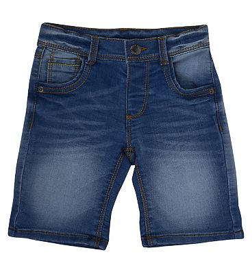 MC 2 B AS DENIM SHORT.