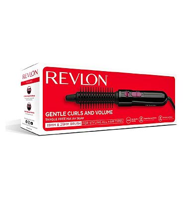 Revlon Essentials Tangle Free Hot Air Styler