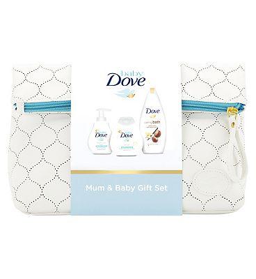 Baby Dove Mum & Baby Gift Set.