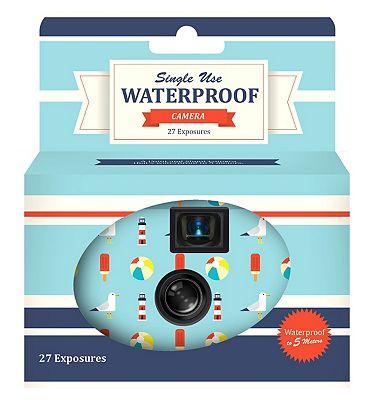 Waterproof Single Use Camera