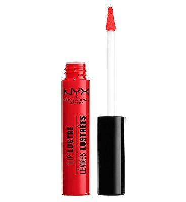 Nyx profes makeup lip lustre gloss tint LOVE LETTER