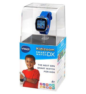 Image of Vtech Kidizoom smart watch dx blue