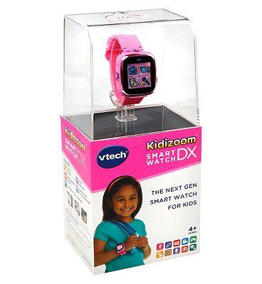 Image of Vtech Kidizoom smart watch dx pink